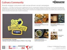 Recipe Trend Report Research Insight 5