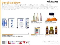 Organic Beverage Trend Report Research Insight 5