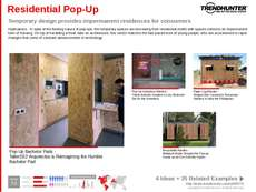 Pop-Up Display Trend Report Research Insight 7