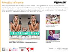Online Influencer Trend Report Research Insight 6