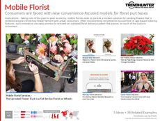 Flowers Trend Report Research Insight 6
