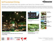 Urban Kitchen Trend Report Research Insight 3