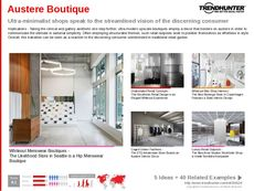 Minimalist Retail Trend Report Research Insight 5