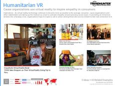 Humanitarian Initiative Trend Report Research Insight 6