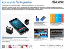 Minimalist Tech Trend Report Research Insight 8