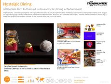 Immersive Dining Trend Report Research Insight 5
