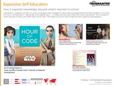 Social Education Trend Report Research Insight 8