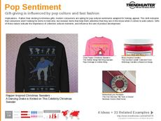 Pop Culture Apparel Trend Report Research Insight 7