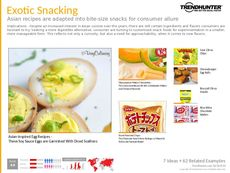 Exotic Snack Trend Report Research Insight 7