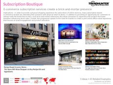 Retail Shopping Trend Report Research Insight 2
