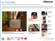 Barbecue Trend Report Research Insight 3