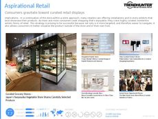 Retail Shopping Trend Report Research Insight 8
