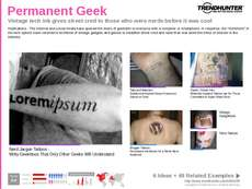 Tattoos Trend Report Research Insight 1