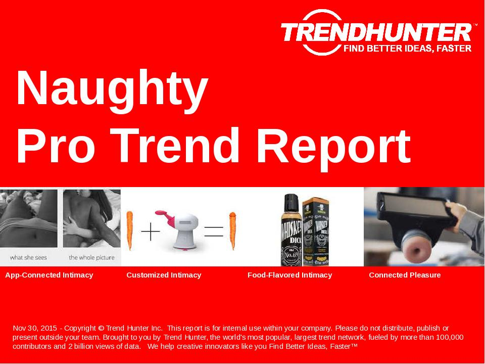Naughty Trend Report Research
