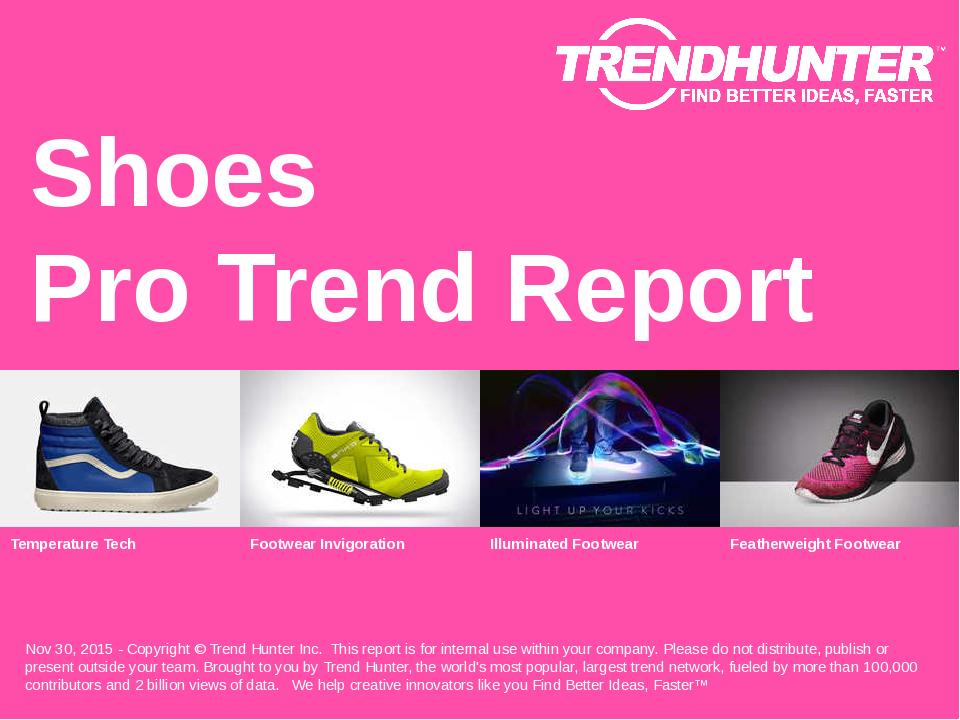 Footwear industry trends