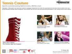 Celebrity Trend Report sample slide 11