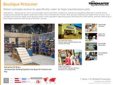 Resorts Trend Report sample slide 1