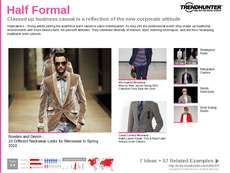 Fashion Trend Report sample slide 5