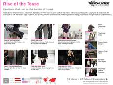 Fashion Trend Report sample slide 1