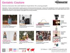 Fashion Trend Report sample slide 0