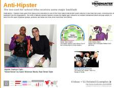Pop Culture Trend Report sample slide 3