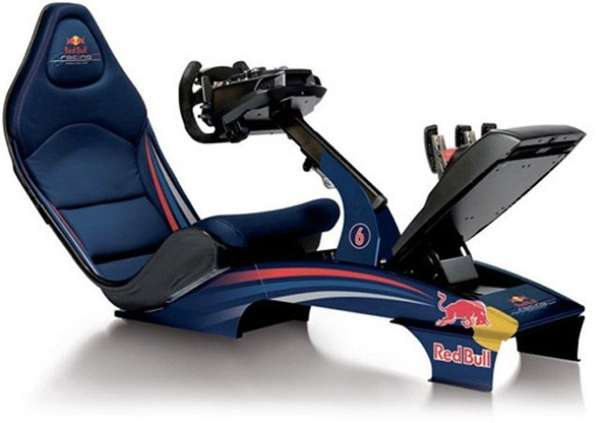 Realistic Racing Chairs