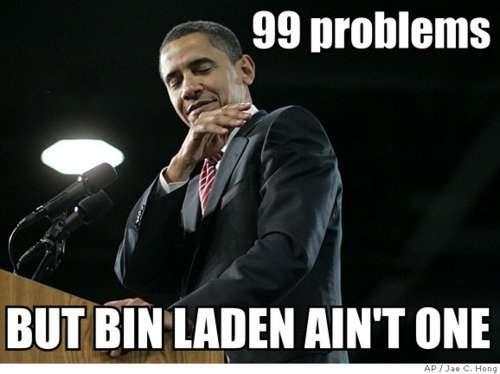 Obama-Osama Memes