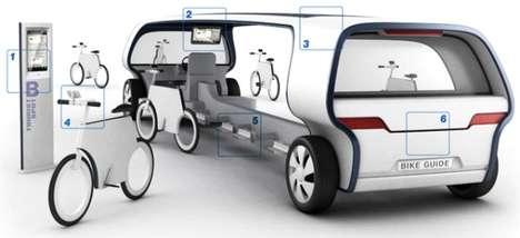 Bicycling Bus Tours