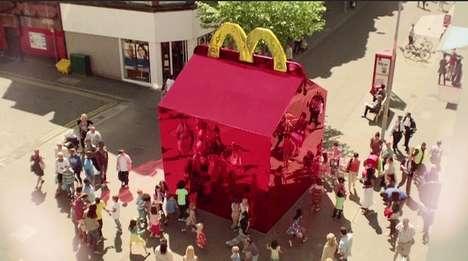 "McDonald's ""Happy Box"""