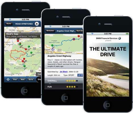 Amazing Drive-Finding Apps