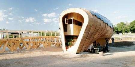 Original and Unique Solar Powered Homes-Ecological Homes