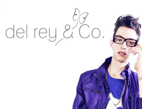 del rey & Co. 3D Glasses