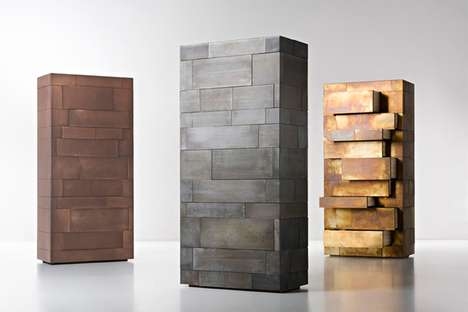 Sophisticated Storage Sculptures
