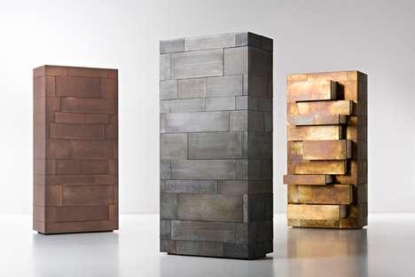 Sophisticated Storage Sculptures