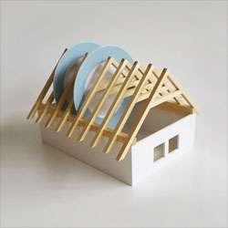 House Shaped Dish Rack