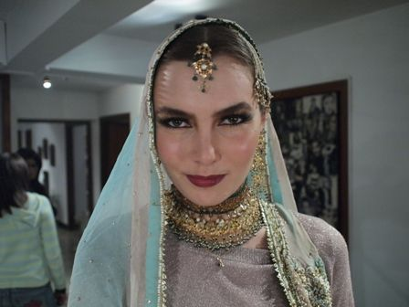 Progressive Pakistani Catwalks