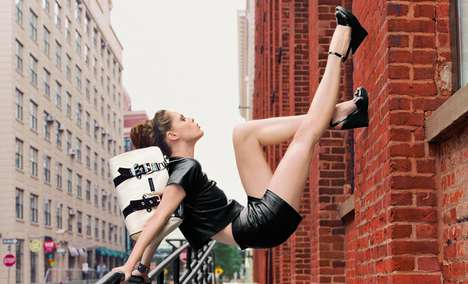 Acrobatic Street Style Ads