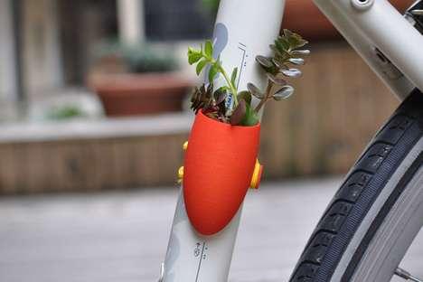 Tiny Bike planters