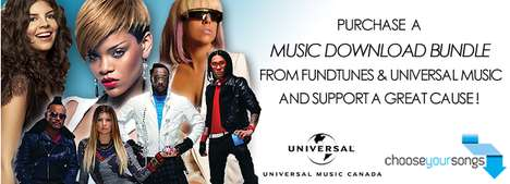 Altruistic Digital Music
