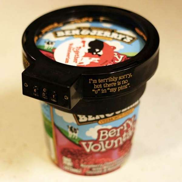 Icecream Locking Mechanisms
