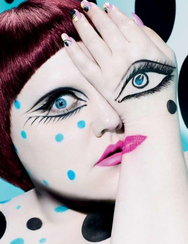 Mac Cosmetics & Beth Ditto