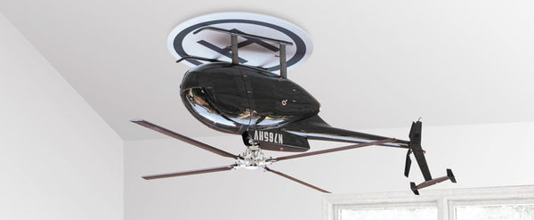 Helicopter Toy Air Circulators