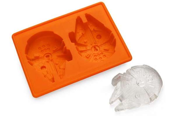 Space-Age Film Frozen Trays