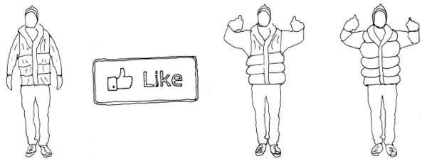 Social Media Outerwear
