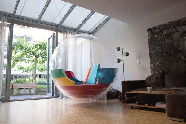 Colorful Bubble Furniture