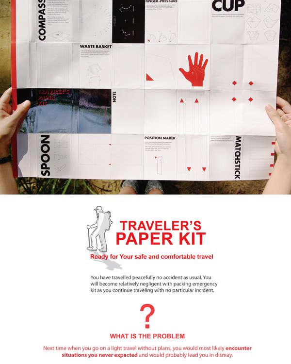 Traveler's Paper Kit