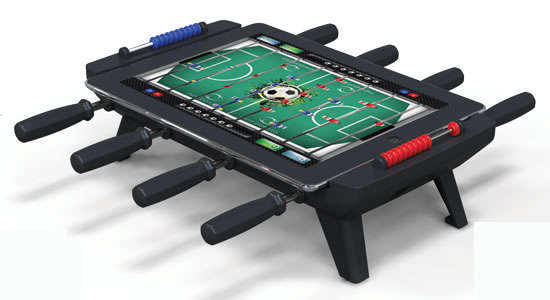 Digital Table Football Docks