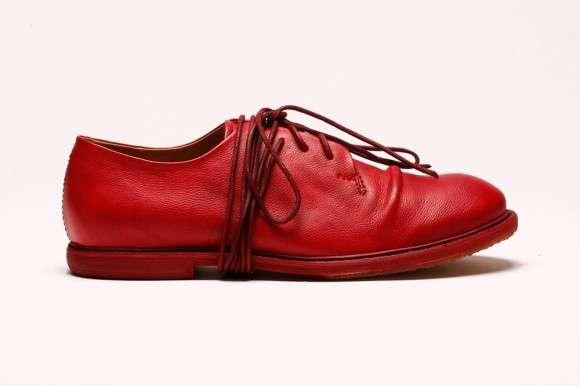 Outlandish Vibrant Footwear