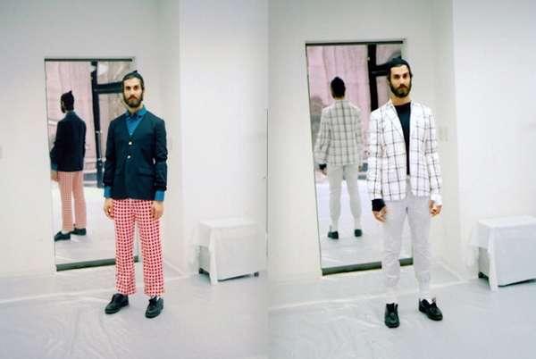 Offbeat Stylized Lookbooks