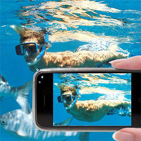 Waterproof iPhone Skins